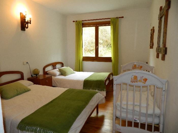 Casa Interior Dormitorio 2